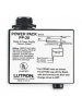 Lutron PP-20 - Dimmer Power Pack - For Use with Lutron Ballasts Only - 120/277 VAC - 60Hz - Maximum Load 16 Amp (60 Ballasts)
